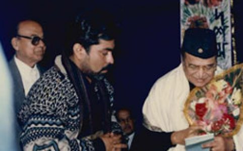 Bhupen Hazarika in AJB (01-01-2003)
