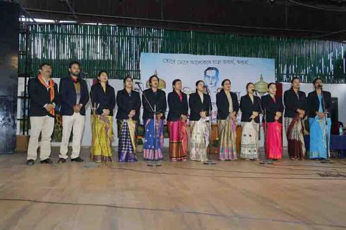 Silpi Divas Observed at Assam Jatiya Bidyalay 17th January 2020